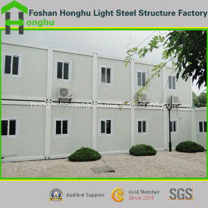 Flexible Mobile Steel House Durable Villa Container House Design pictures & photos