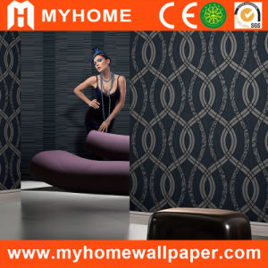 Modern Design Non-Woven Wallpaper for Home Decoration pictures & photos