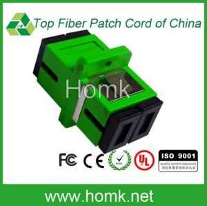 Sc/APC Tight Type Duplex Fiber Optic Adapter pictures & photos
