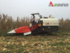 Interchangeable Corn Header with Harvester pictures & photos