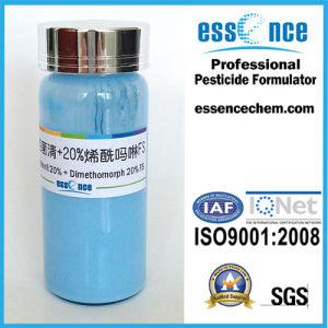 Chlorothalonil 20% + Dimethomorph 20% Fs Fungicide pictures & photos
