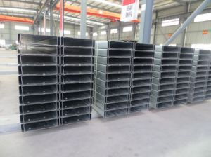 Hot DIP Galvanized Steel Frame Steel Beam pictures & photos