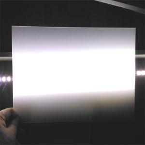 PMMA Light Diffuser for Edge-Lit LED Light Panel (DFAC85)