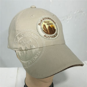 (LPM16008) Promotional Constructed Embroidery Baseball Cap pictures & photos
