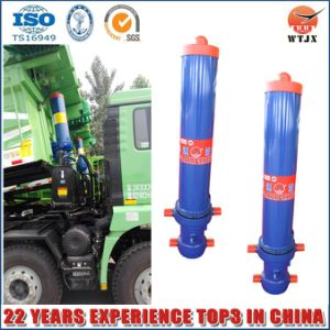 High Quality FC Front End Telescopic Hydraulic Cylinder for Tipping Trailer pictures & photos