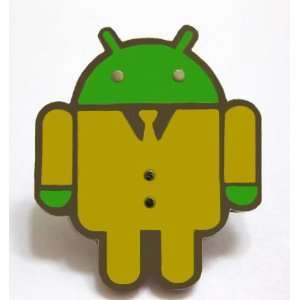 Rare Customized Android Lapel Pin Badge Accept OEM ODM pictures & photos