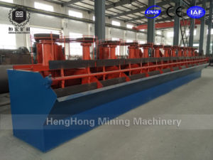 Gold Ore Mineral Mining Machinery Copper Ore Flotation Machine