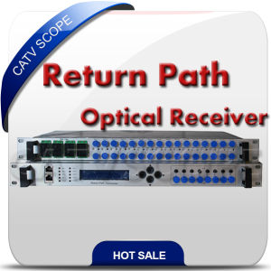 Headend Optical Receivers 16way with Return Path Receiver