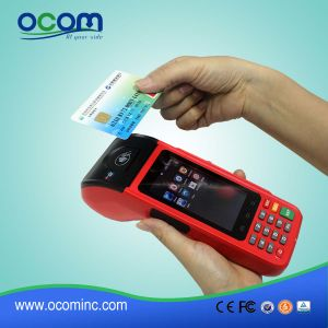 Ocom New Design Rugged Mobile Android All in One POS Terminal pictures & photos