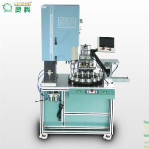 Customized Automatic Turntable Plastic Welder pictures & photos