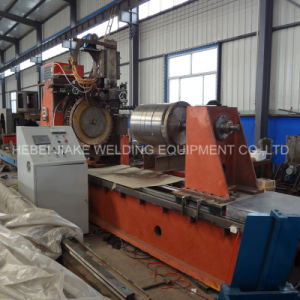 Stainless Steel Water Well Screen Welding Machine pictures & photos