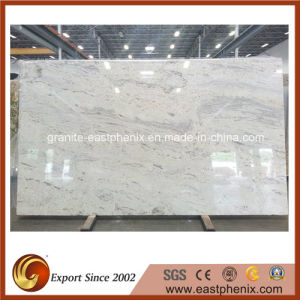 Natural River White Granite Stone Slab for Kitchen Countertop pictures & photos