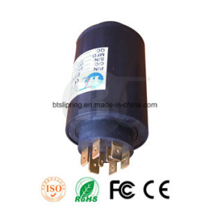 Od 45mm 6/20A Slip Rings with ISO/Ce/FCC/RoHS on Special Offer pictures & photos