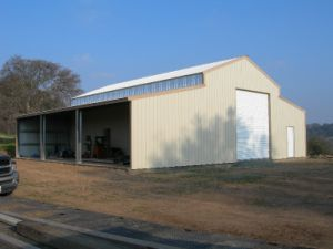 Pre-Engineered Steel Structure Car Shed (KXD-SSB106) pictures & photos