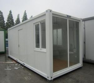 Mini Living Container House with Bedroom pictures & photos