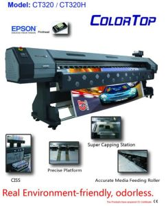 Eco Solvent Printer CT320