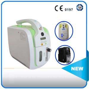 Medical Home Use Portable Oxygen Concentrator (JAY-1) pictures & photos