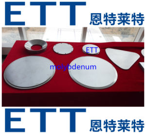 High Quality Molybdenum Planar Sputtering Target pictures & photos