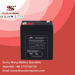 Free Maintenance Gel Type 2V Voltage 100ah Solar Panel Battery pictures & photos