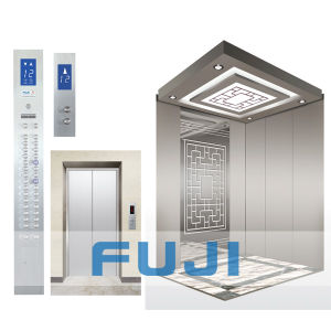 FUJI Small Machine Room Passenger Elevator with Japan Technology pictures & photos