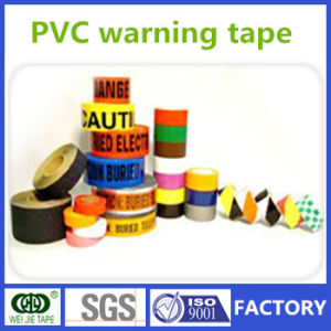 PVC Printable Caution Tape Made in China with Different Colors