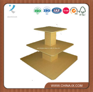 Three Tier Display Table for Clothes pictures & photos