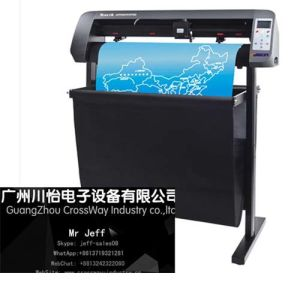 High Quality Photo Image Cutting Plotter with Contour