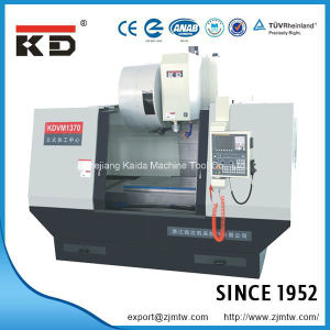 High Precision Heavy Duty Vertical Machining Centers Kdvm1370 pictures & photos