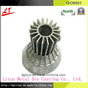Aluminum Die Casting for LED Light Housing with Baking pictures & photos