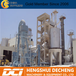 Gypsum Plaster Powder Production Line of Different Capacity pictures & photos