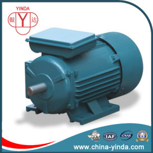 1HP Cast Iron -Flange Mount Single Phase Electric Motor pictures & photos