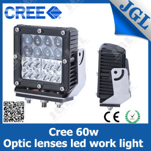 60W CREE LED Tractor Work Light
