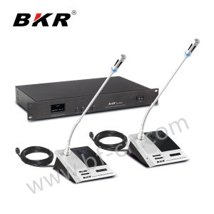 Bls-3516c/D Wired Conference Microphone System Built-in Speaker pictures & photos