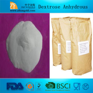 Food Additives Monohydrate Anhydrous Glucose/Dextrose pictures & photos