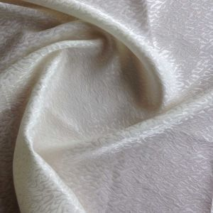Jacquard Heavy Silk Cashmere Fabric for Winter