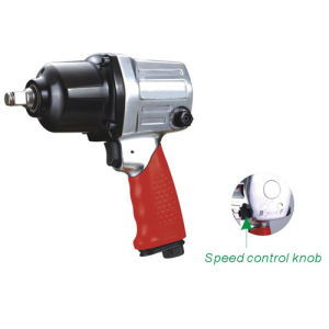 1/2′′ Heavy Duty Air Impact Wrench (Twin Hammer) (PAT-102) pictures & photos