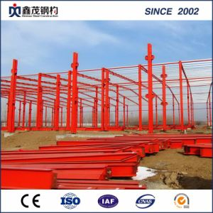 Prefabricated Steel Structure Warehouse Building Construction From Chinese Supplier pictures & photos