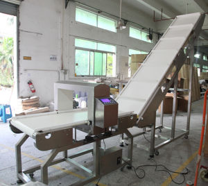 Check Metal Particles Food Processing Metal Detectors pictures & photos