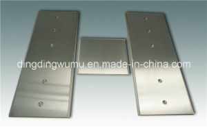 Pure Tungsten Plate Target for Sputtering Coating pictures & photos
