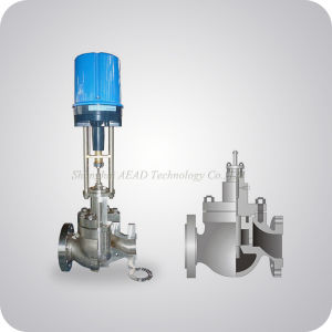 Electric Caged Guided Control Valve pictures & photos