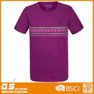 Men′s Running Sports Quick Dry T-Shirt pictures & photos