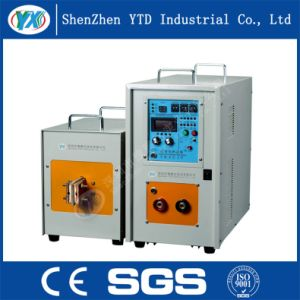 IGBT Super Audio 80kw Forging Furnace Induction Heating Machine pictures & photos