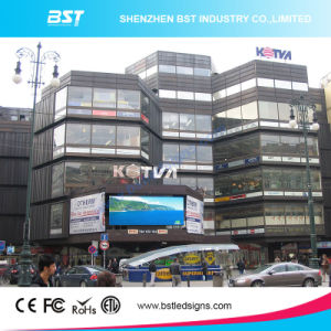 Most Popular P10 Commercial Full HD LED Advertising Display Screen for Outdoor pictures & photos