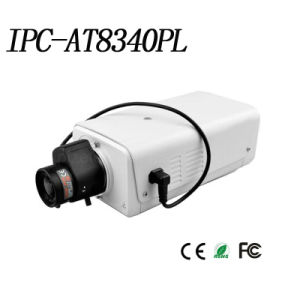 4m CMOS Indoor Box IP Camera Series {Ipc-At8340pl}
