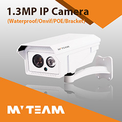 Waterproof Video Camera 1024p 1.3MP Outdoor IP Camera 6mm Lens Box CCTV Camera with CE FCC RoHS pictures & photos