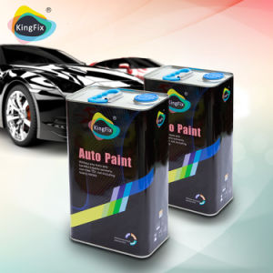 2015 New Kingfix Eco-Friendly Auto Refinish Paint pictures & photos