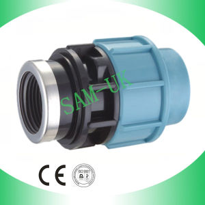 PP Compression Fitting-Female Adaptor Water Supply pictures & photos