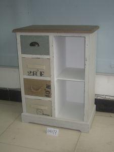 4 Drawer Modern Cabinet (FCJ04177)