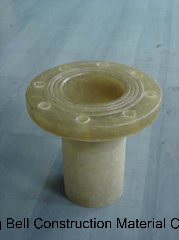 FRP/GRP Fiberglass Flange, Manhole Flange with High Quality pictures & photos