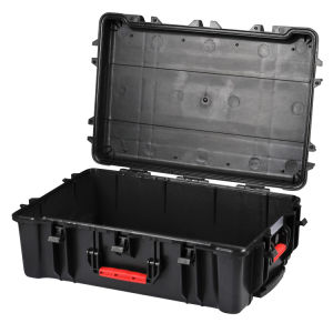 Professional Waterproof IP68 Hard Plastic Trolley Case pictures & photos